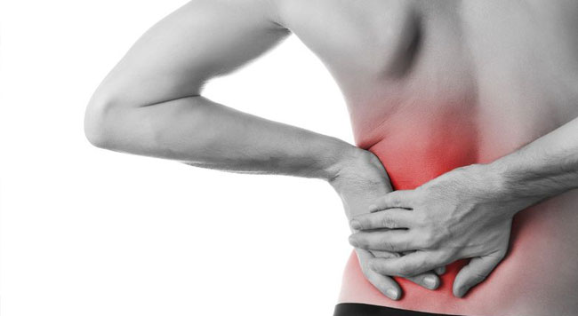 Your back pain may be a sign of dehydration image