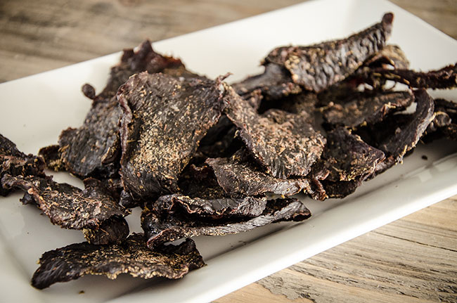 Beef Jerky Snack Recipe