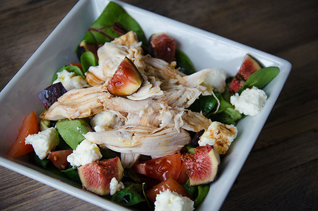 Chicken Salad with Fig & Feta