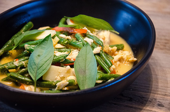 burn thai fish curry recipe image