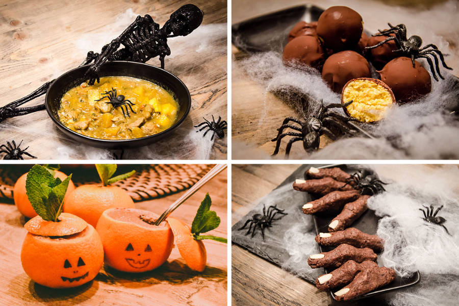 fay halloween recipes