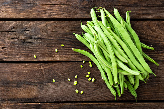 how to cook raw green beans