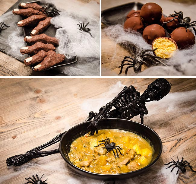 halloween recipes image