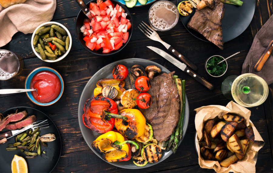 a healthier approach to barbeques