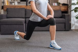 Home exercise routines for during this period of social distancing / isolation