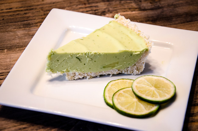 lime pie recipe image