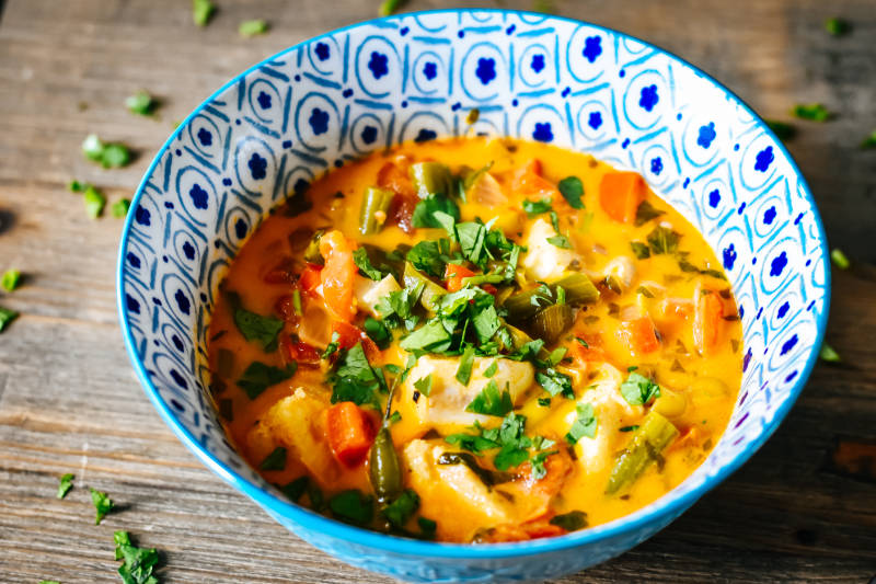 Moqueca Fish Stew