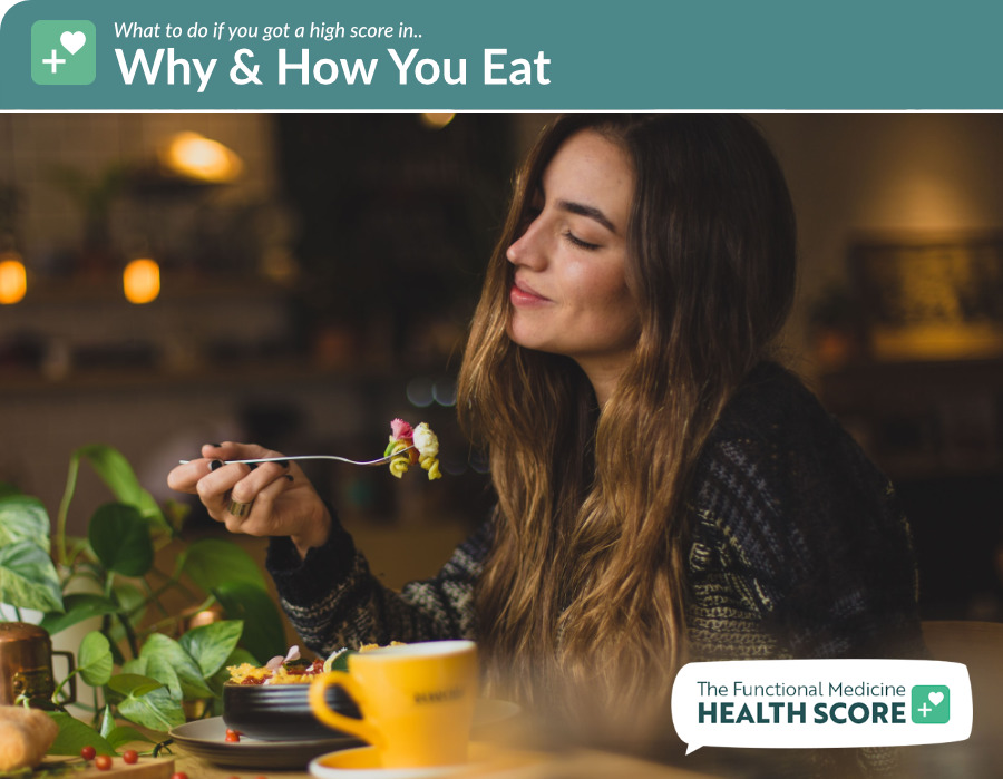 why and how you eat