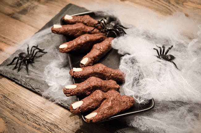 zombie fingers recipe image